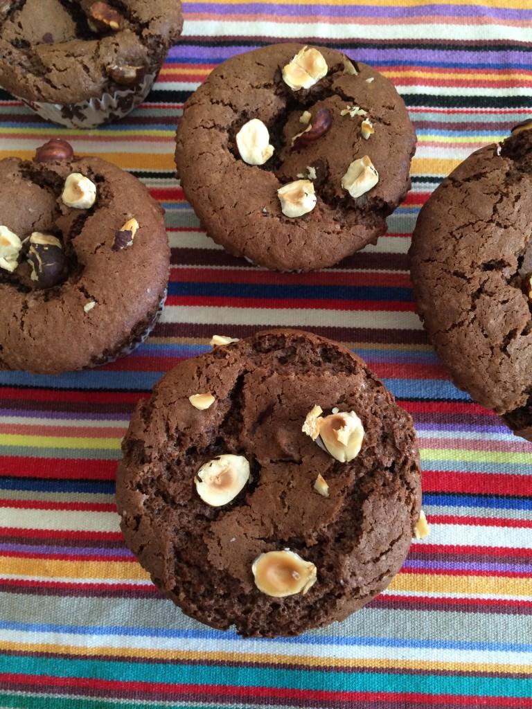 Muffins chocolat – café