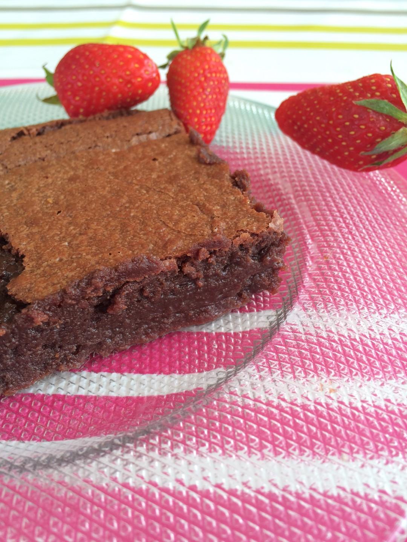 Gâteau au chocolat fondant de Nathalie1