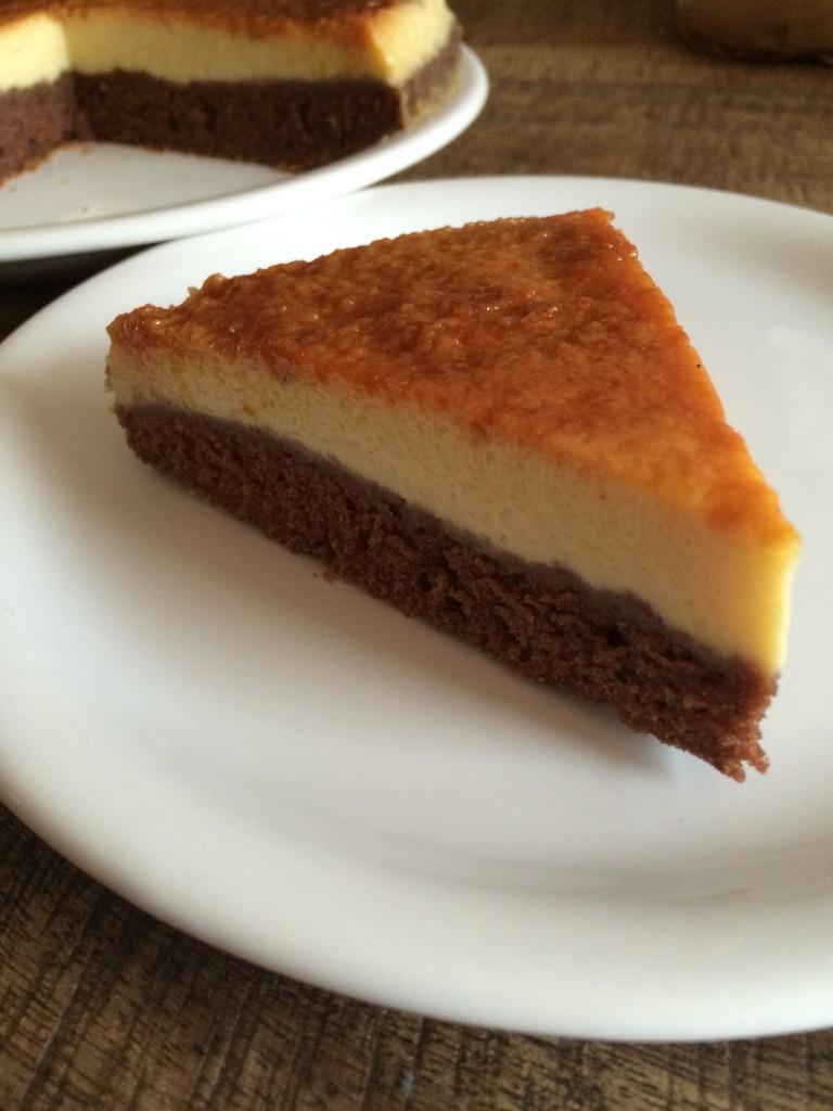 Gâteau impossible