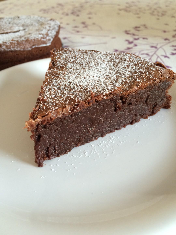 Fondant au chocolat Valrhona 3