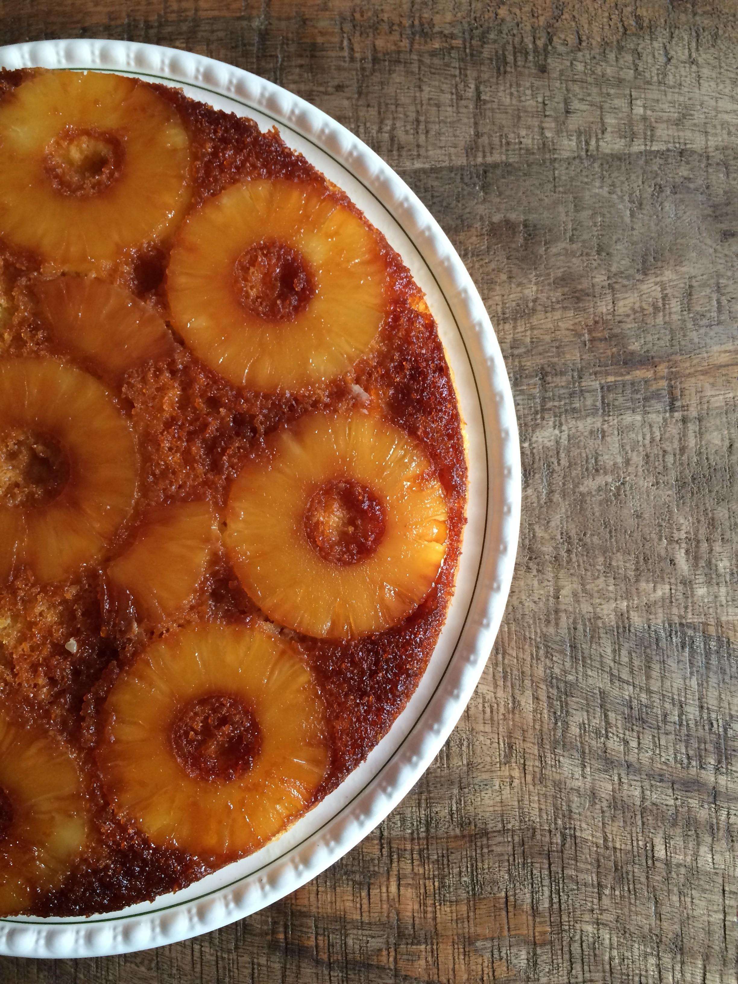 Gateau Ananas2
