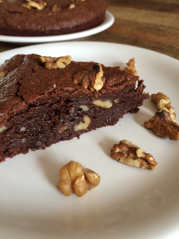 Gateau chocolat et noix 1