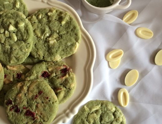 Cookies matcha Laura Todd 2