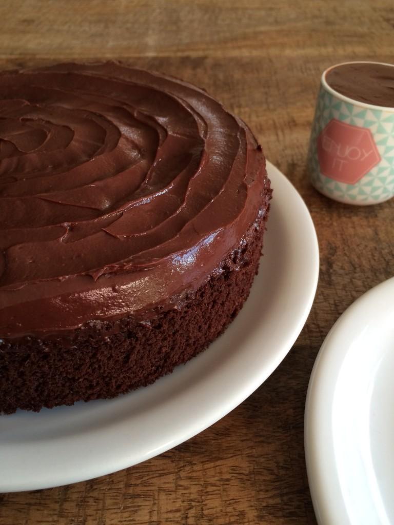 Gâteau au chocolat NoGlu du Matamata