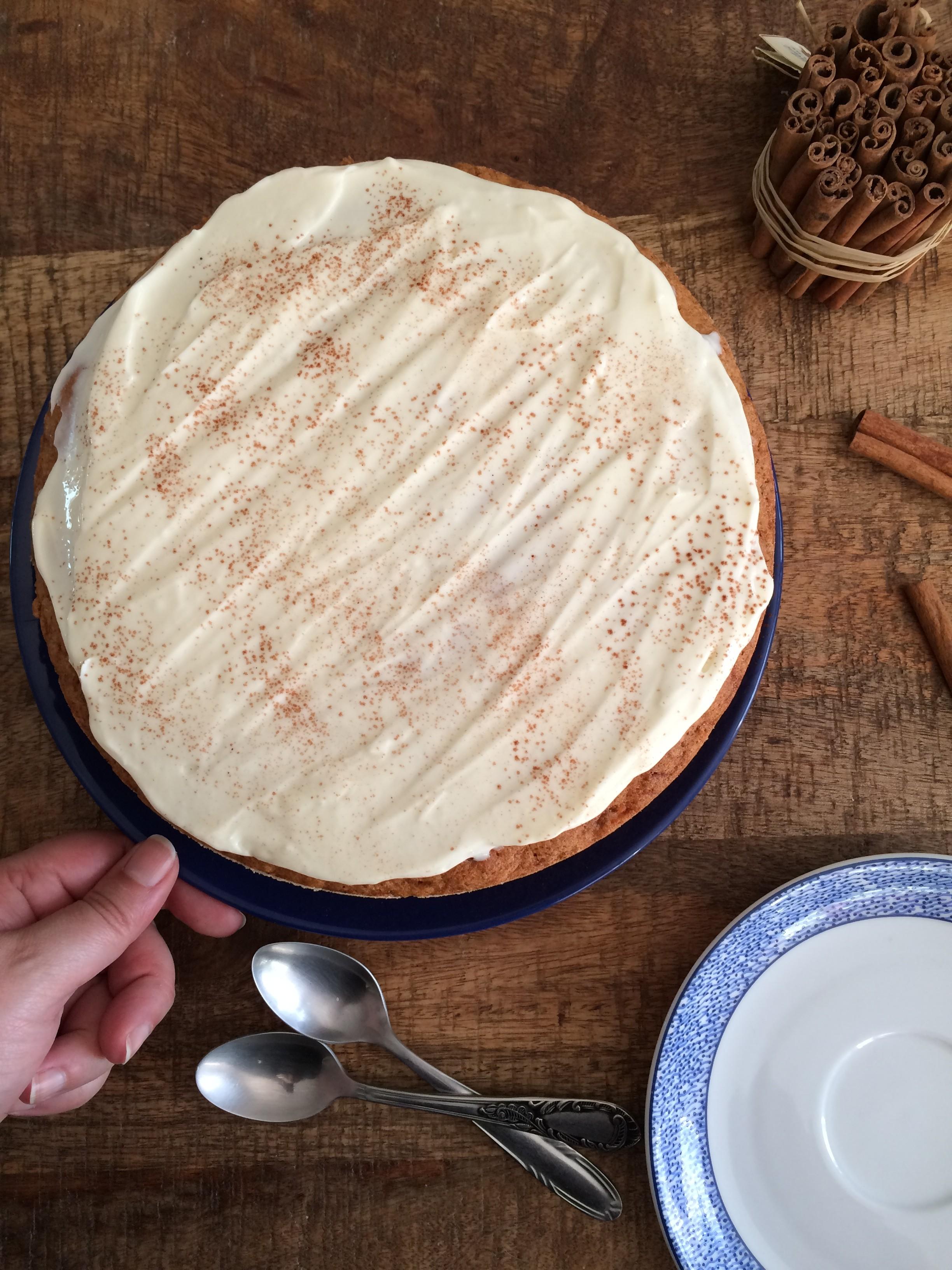Carrot cake Matamata 1