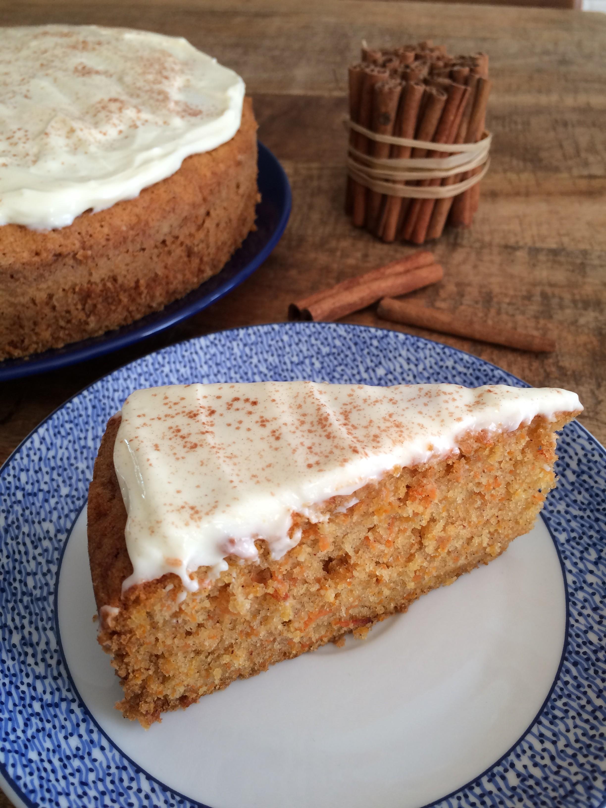Carrot cake Matamata 2