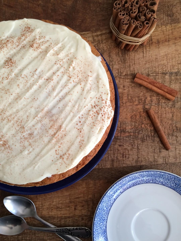 Carrot cake Matamata 3