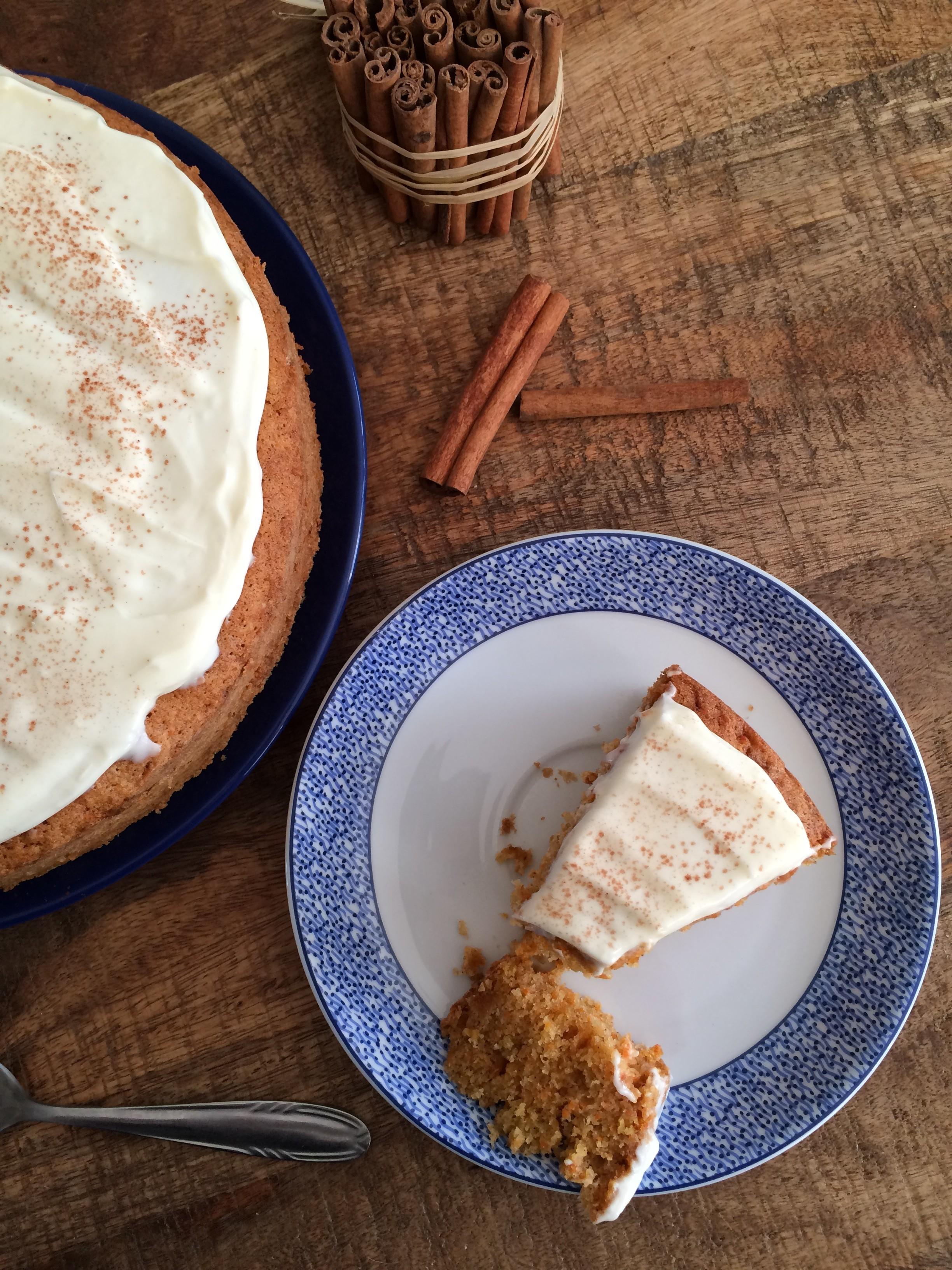 Carrot cake Matamata 4