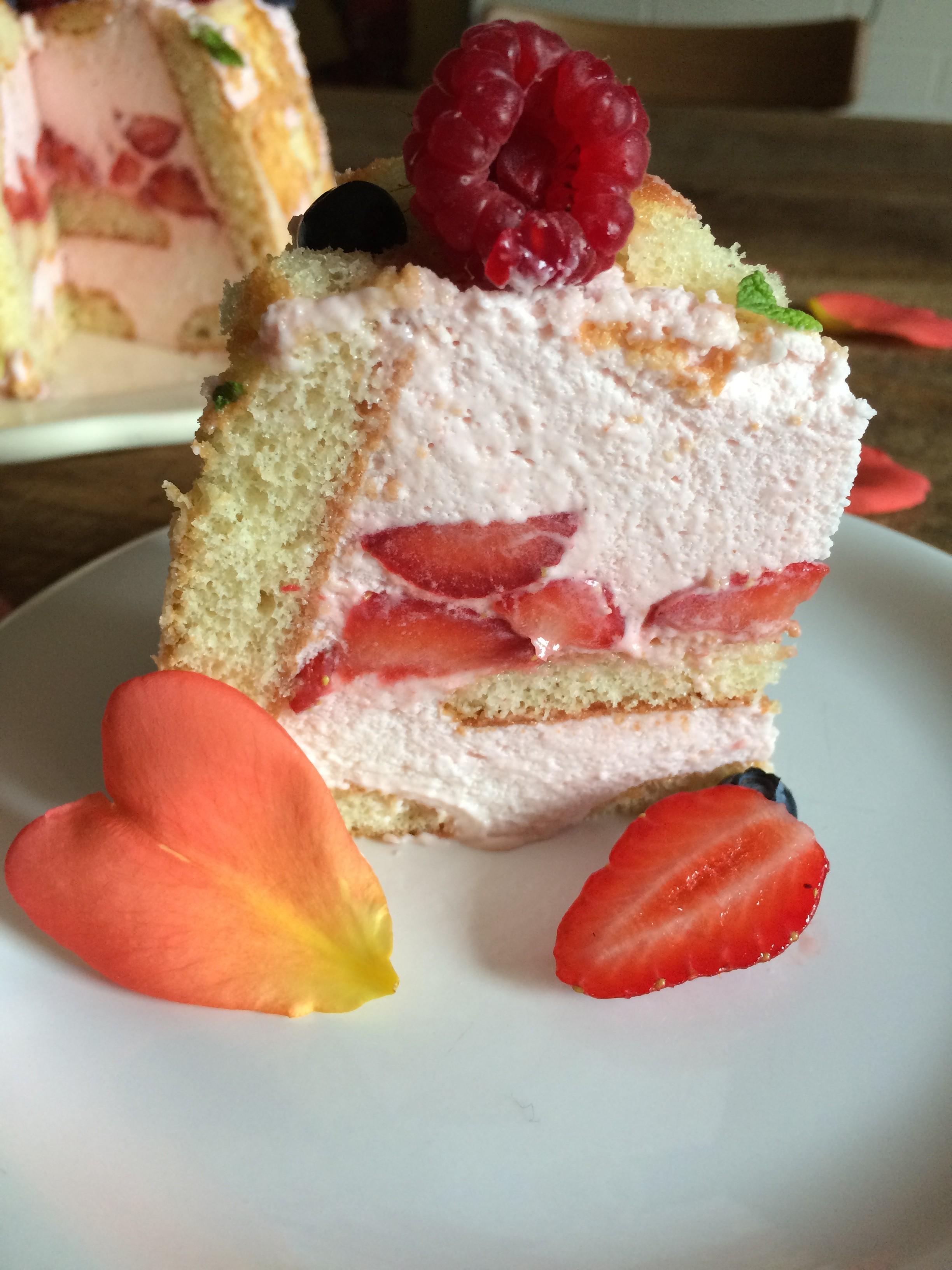 Charlotte fraises 2
