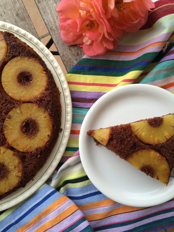 Gateau ananas chocolat 2