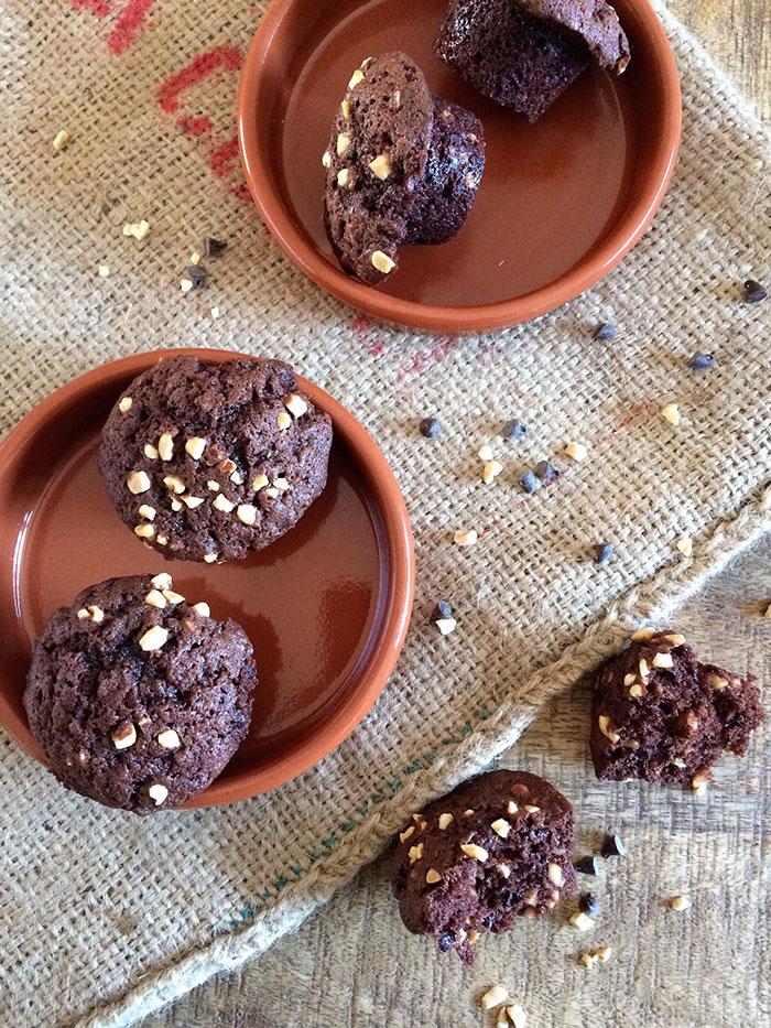 Muffin-chocolat-cacahuetes-2