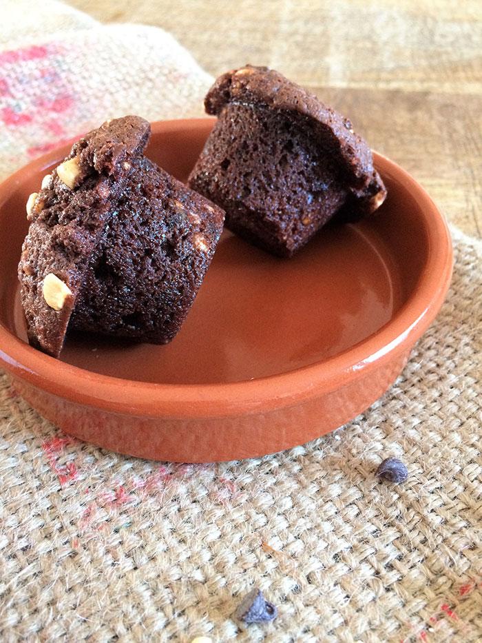Muffin-chocolat-cacahuetes-4