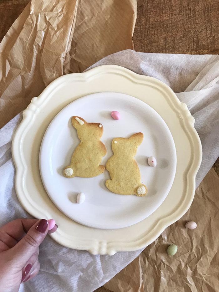 Biscuits de Pâques aux agrumes