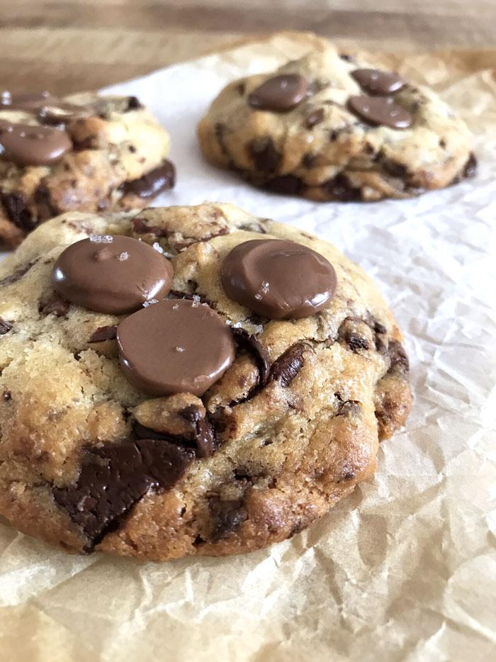 Gros Cookies chocolat pécan