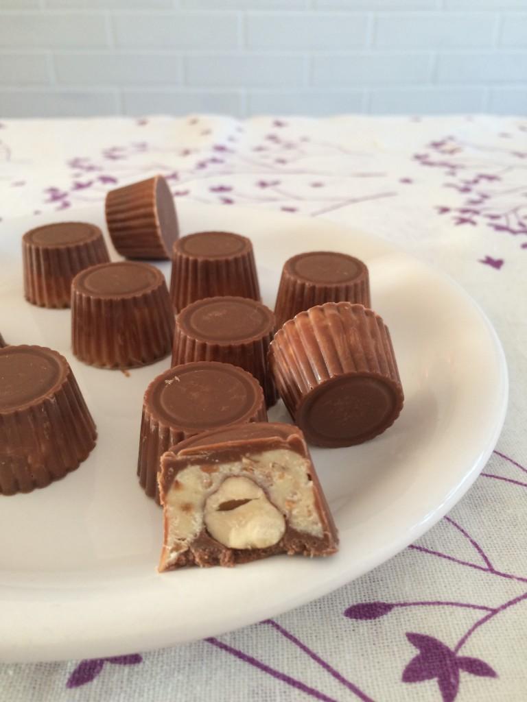 Chocolats façon Schoko-bons®