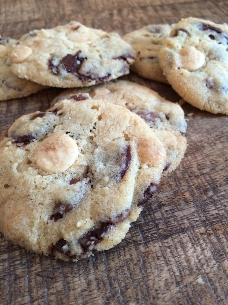 Cookies 3 chocolats