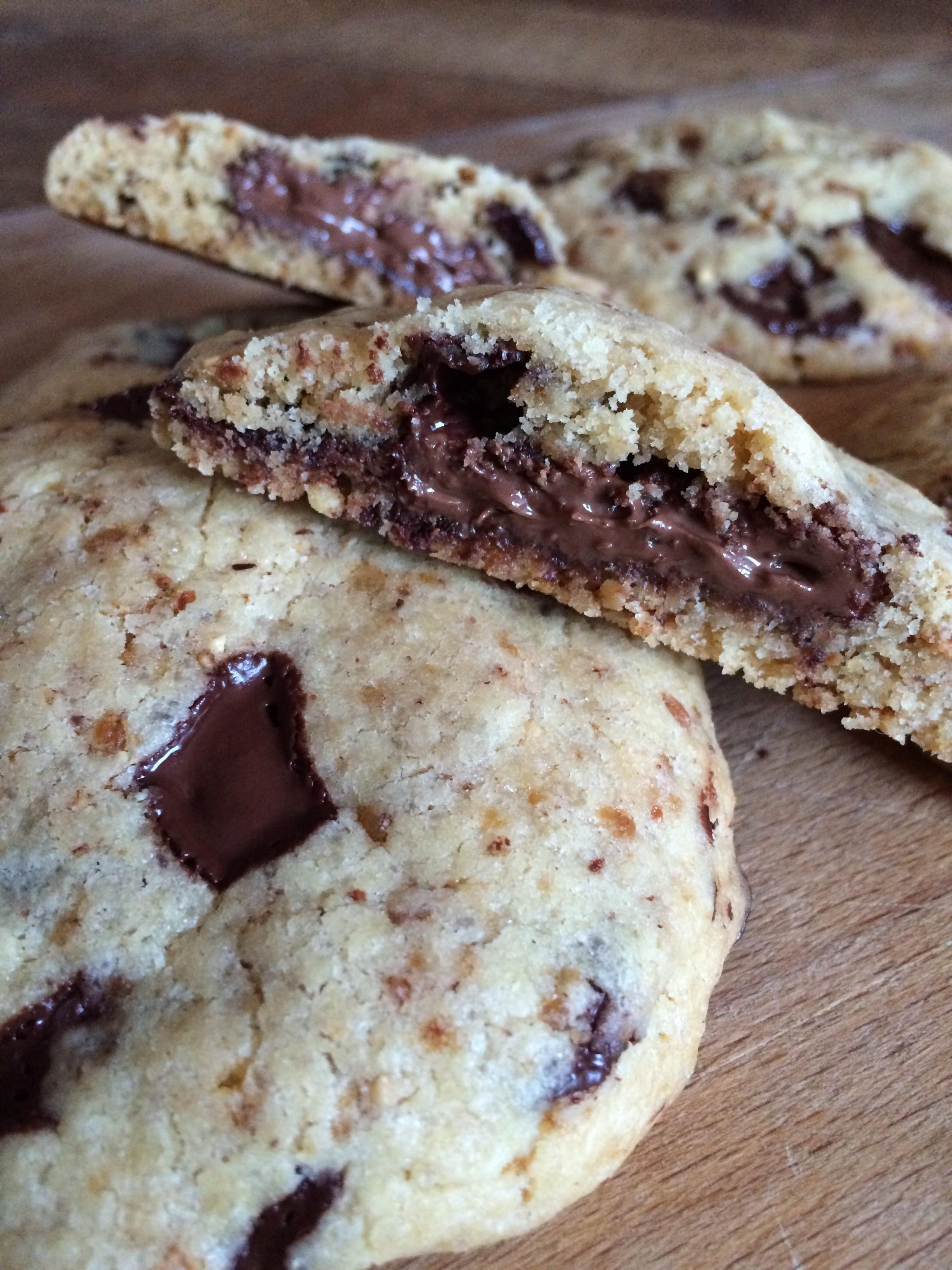 Cookies Cœurs Nutella®