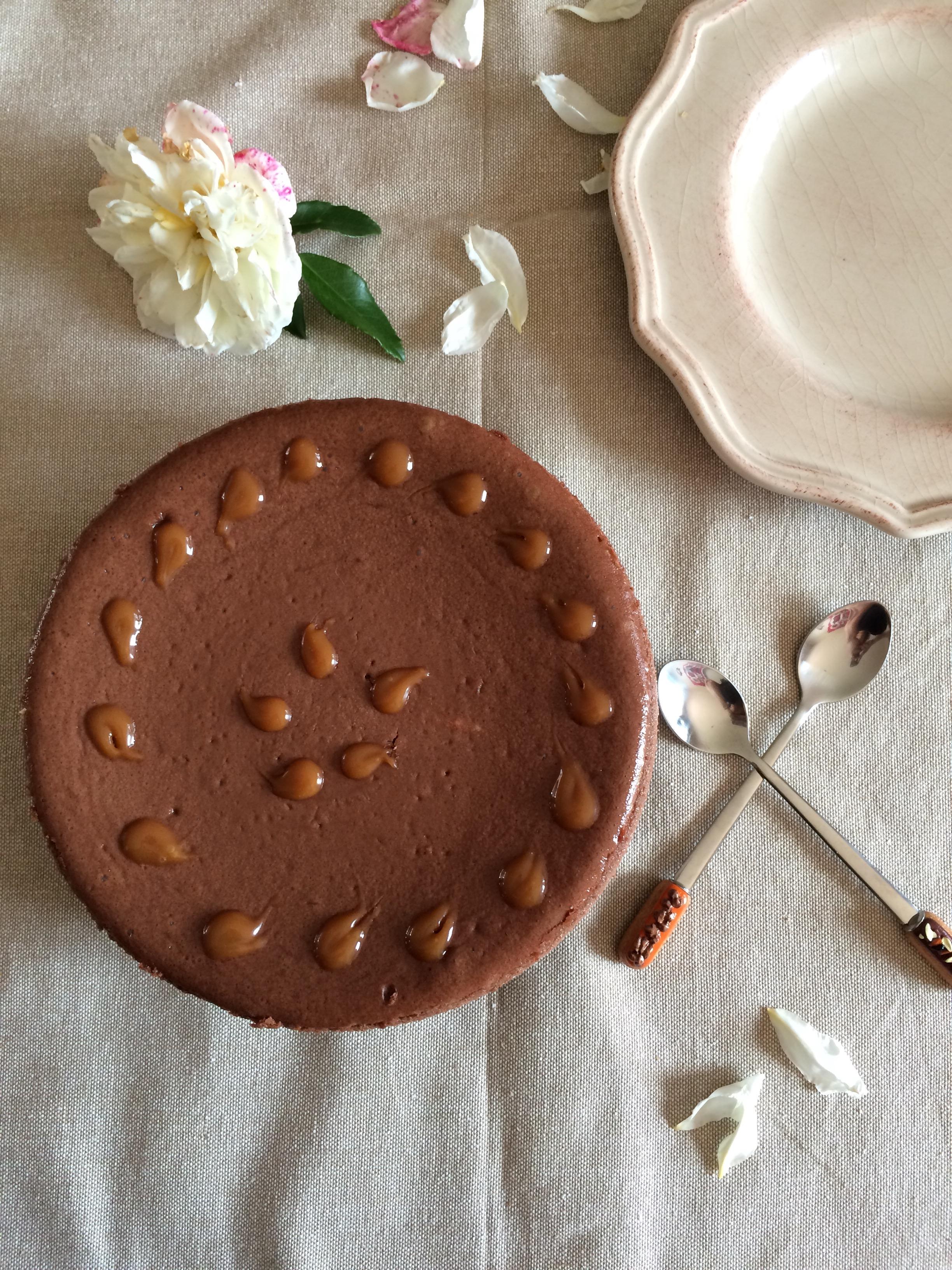 Cheesecake chocolat Gu 1