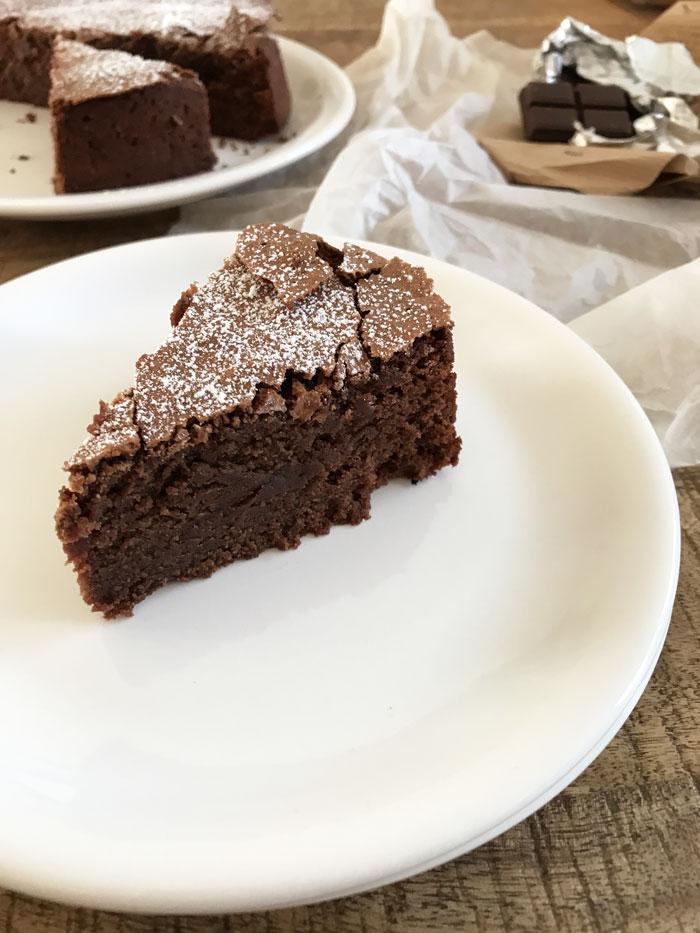 Gâteau au chocolat de Donna